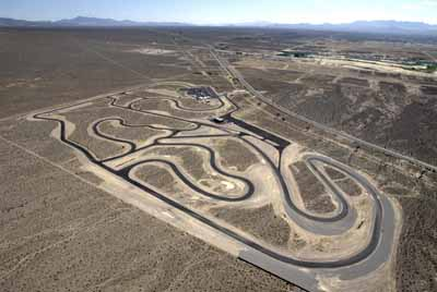 Spring Mountain Motorsport Ranch